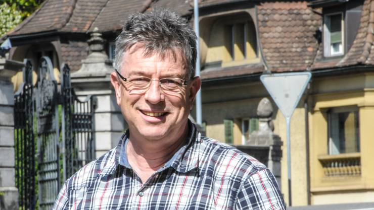 Paul Huwiler ist seit 2006 Gemeinderat und seit 2010 Vizeammann – jetzt will er Gemeindeammann werden.