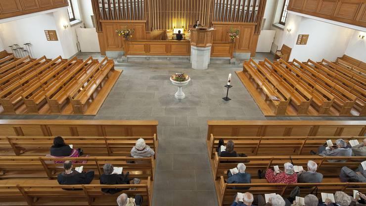 Weil so viele Menschen aus der Kirche ausgetreten sind, wird nun auch die Synode verkleinert
