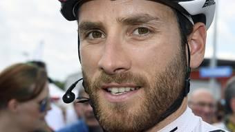 Danilo Wyss - der Etappen-Zweite des Vuelta-Teilstücks im Baskenland