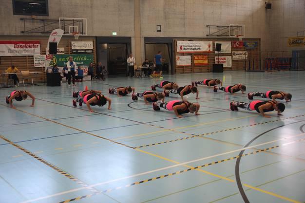 Aktive STV Stetten Team Aerobic