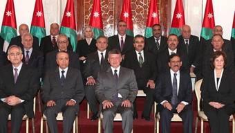 Im neu vereidigten jordanischen Kabinett sind auch Frauen mit an Bord