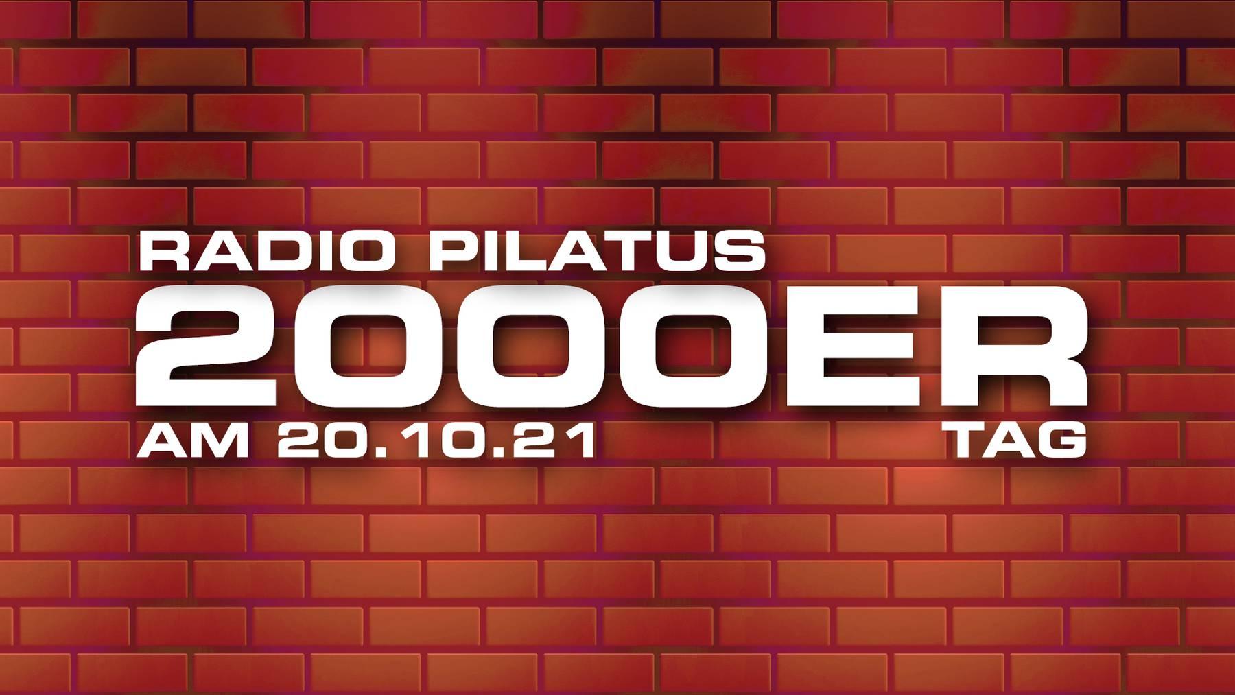 Radio Pilatus 2000er-Tag