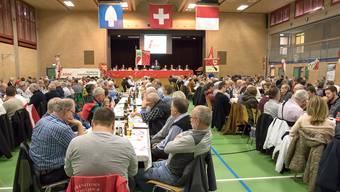 Die Delegiertenversammlung wurde durch die Schützengesellschaft Däniken organisiert.