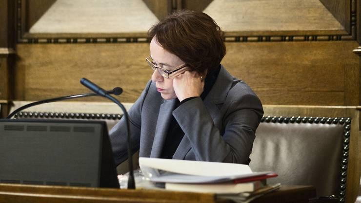 Die bürgerlichen Attacken in Basel schmerzen Ständeratskandidatin Eva Herzog kaum, wohl aber Regierungsratskandidatin Tanja Soland.