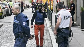 Bombe in Lyon