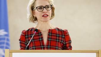 Muss ihr Reiseprogramm einschränken: die Liechtensteiner Aussenministerin Aurelia Frick. (Archiv).