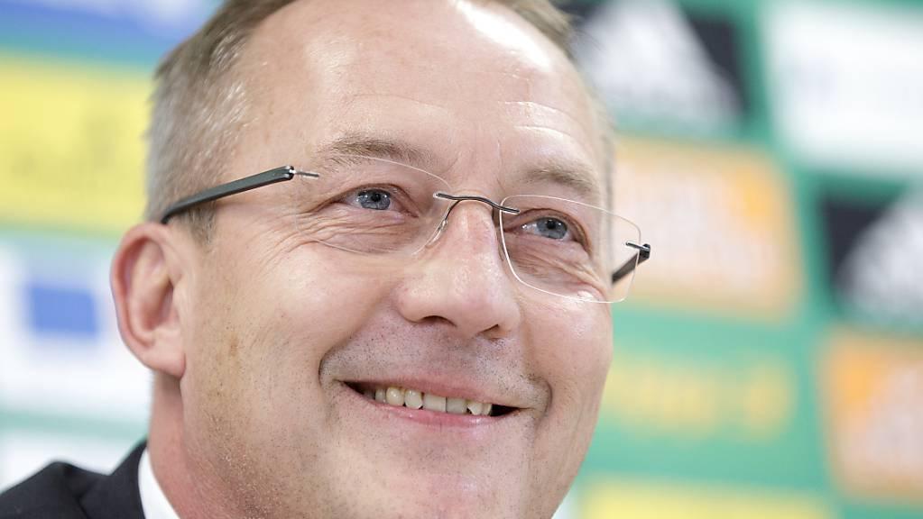 Fredy Bickel ist nach 20 Jahren bei GC zurück - als Geschäftsführer