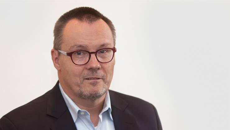 Fredy Nater, OK-Präsident der Gewerbeausstellung Aarburg: «2017 gab es eine Ballung regionaler Messen. Deshalb wollten einige Gewerbler 2018 lieber verzichten.» ZVG