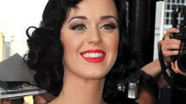 Von Madonna eingeschüchtert: Katy Perry