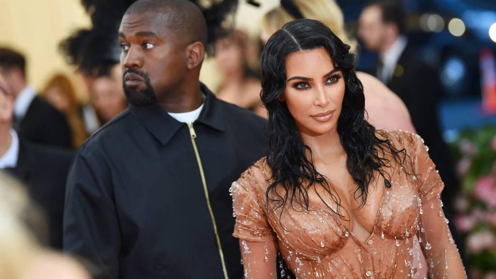 Kim und Kanyes Baby heisst Psalm