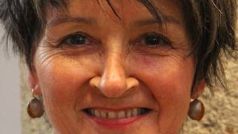 Kathrin Burger Pfisterer verlässt die Neue Kantonsschule Aarau nach dreissig Jahren.