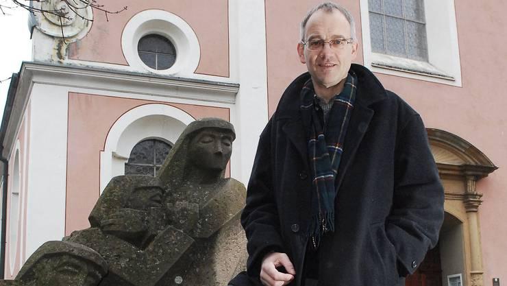Urs Zimmermann hat sich als Pfarrer der Katholischen Kirchgemeinde Bad Zurzach verabschiedet. Angelo Zambelli