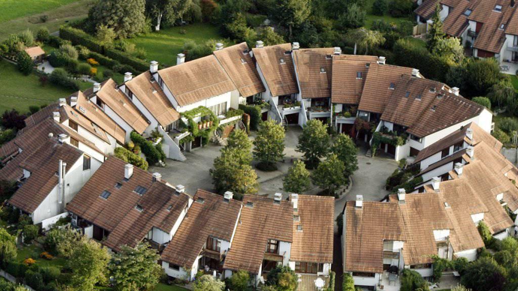 Eigenheim birgt laut Studie finanzielle Risiken für Generation 50+