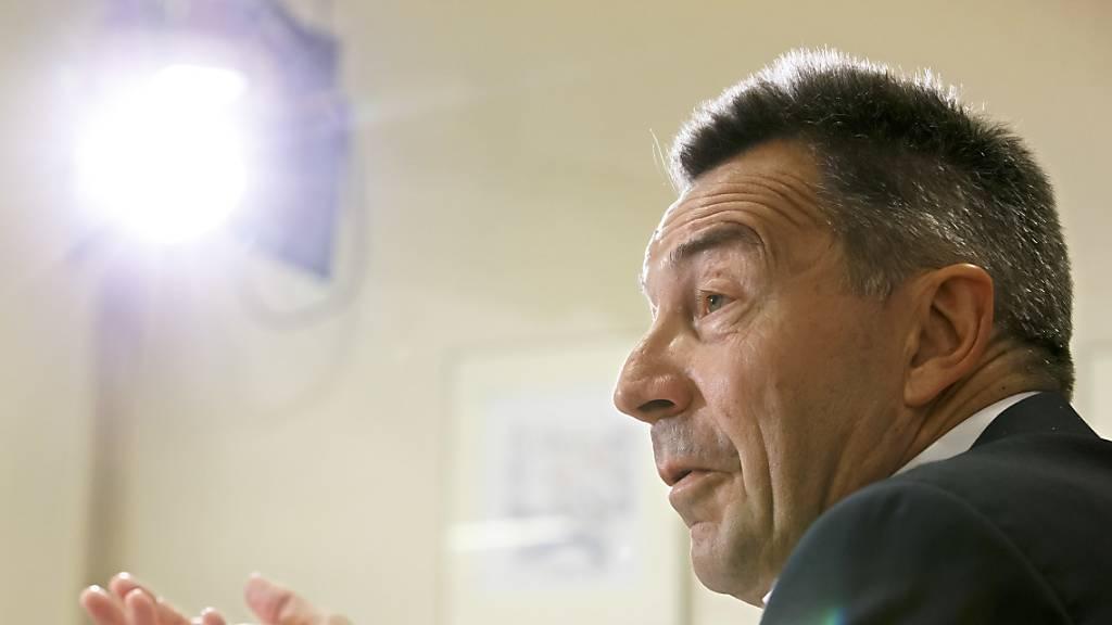Peter Maurer bleibt IKRK-Präsident