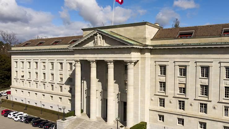 Das Bundesgericht hat die Verurteilung eines ehemaligen Zuger Stadtrats zu einer Freiheitsstrafe bestätigt. (Archivfoto)