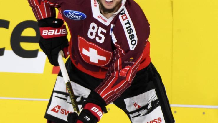 Sven Andrighetto spielt die nächsten fünf Jahre für die ZSC Lions