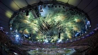 Die Olympischen Spiele in London sind eröffnet