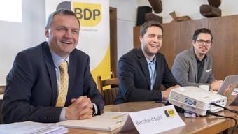 Drei hängige Volksinitiativen