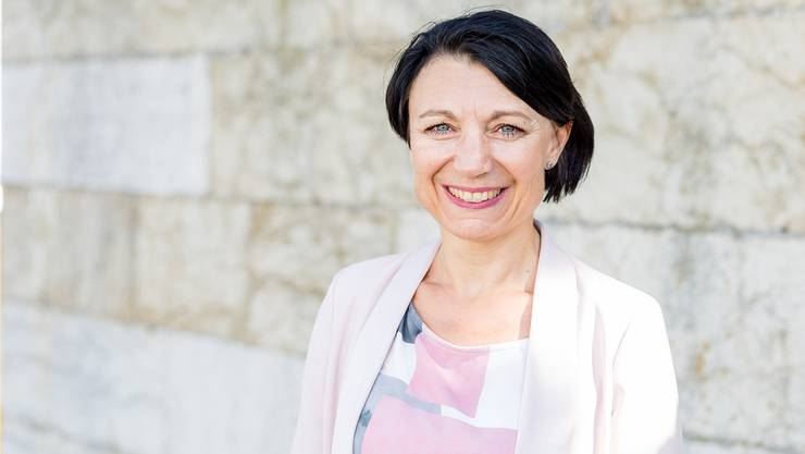 Will in die Regierung: Yvonne Feri.