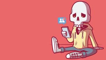 Aus dem Jenseits sind keine Posts möglich – wer löscht also das Konto, wenn man tot ist?