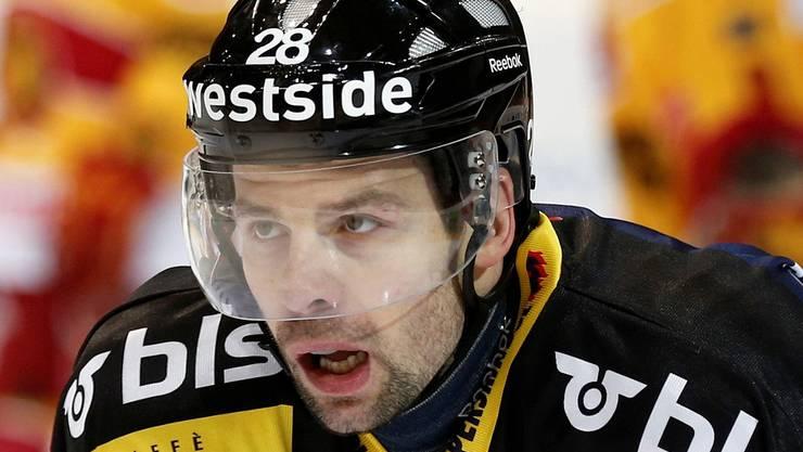 Martin Plüss bleibt bis 2015 in Bern.