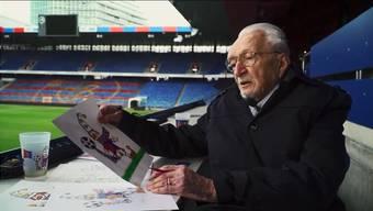 Otto Rehorek war 32 Jahre lang Stadionspeaker beim FC Basel. Nun ist er 94-jährig verstorben.