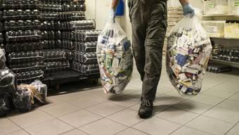 Die Kantone Bern und Solothurn spannen beim Recycling von Baustoffen zusammen (Themenbild).