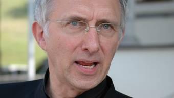Hat Solothurn den Rücken gekehrt: Pater Niklas Raggenbass (Archiv)