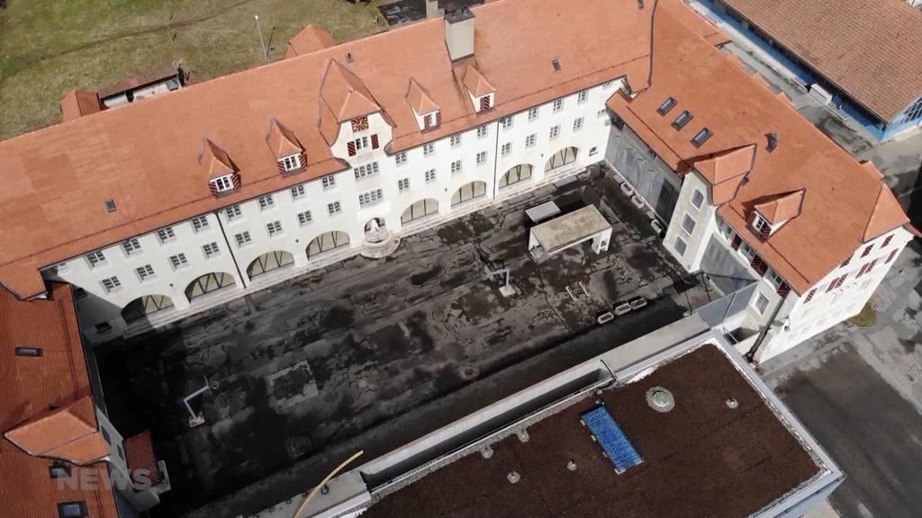 Regierungsrat plant neues Gefängnis im Kanton Bern