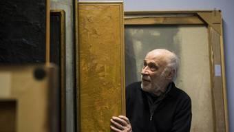 Mario Matasci ist Kunstsammler und Inhaber der grössten Weinkellers im Kanton Tessin.
