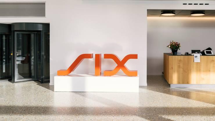 Die Schweizer Finanzinfrastruktur-Betreiberin SIX betreibt unter anderem die Schweizer Börse in Zürich.