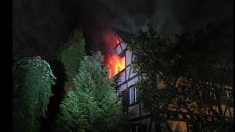 Brand Allschwil