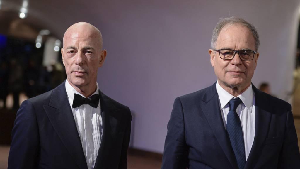 Die Basler Welt-Architekten Herzog & de Meuron werden 70