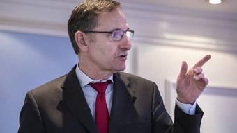 «Die, die wir nicht integrieren können, müssen aber gehen», stellt Regierungsrat Mario Fehr klar.