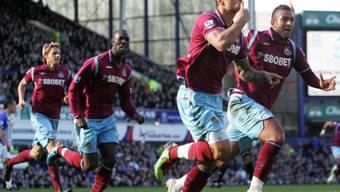 West Ham stoppte den Negativtrend