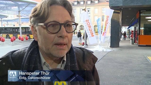 FC Aarau ruft Fans auf, Krawallmacher zu filmen – das sagt der eidgenössische Datenschützer Hanspeter Thür.