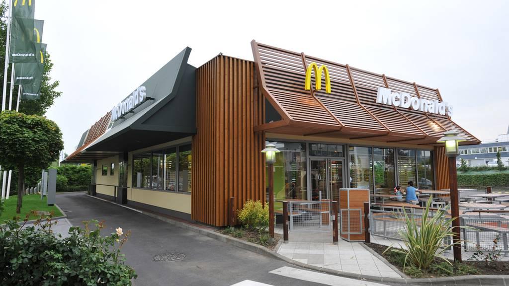 Wegen Affäre - McDonald's-Chef muss gehen