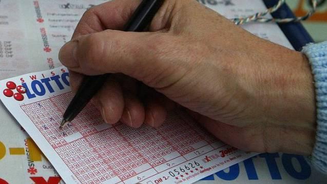 Die Horrovorstellung der frisch gebackenen Lottomillionäre: Der Lottoschein geht verloren oder wird gestohlen. (Archiv)