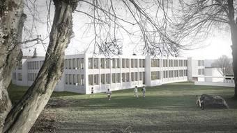 Projektwettbewerb neues Schulhaus Ischlag Bettlach