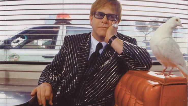 Elton John feiert in diesem Monat seinen 70. Geburtstag.