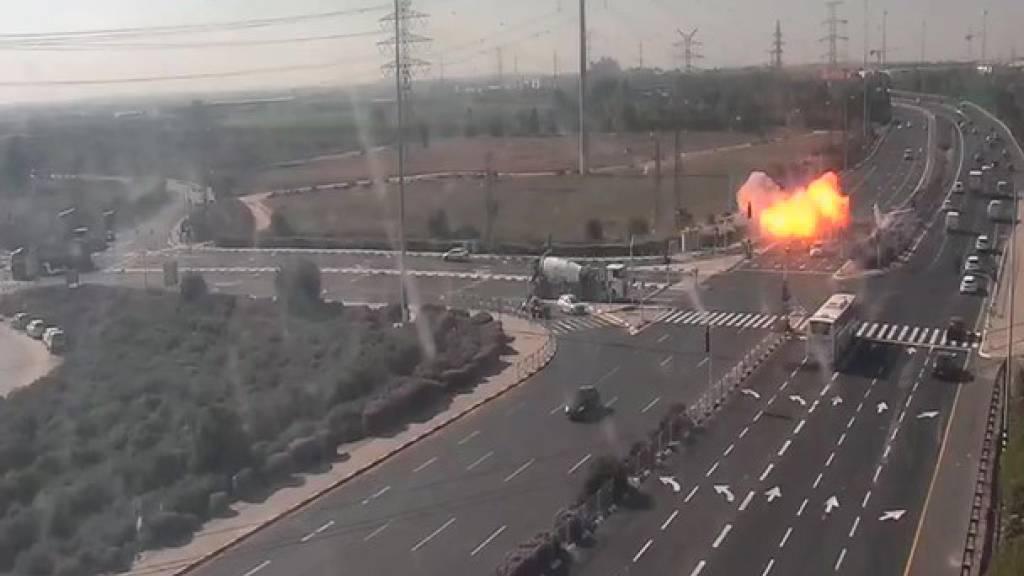 Neue Raketenangriffe auf israelische Ortschaften