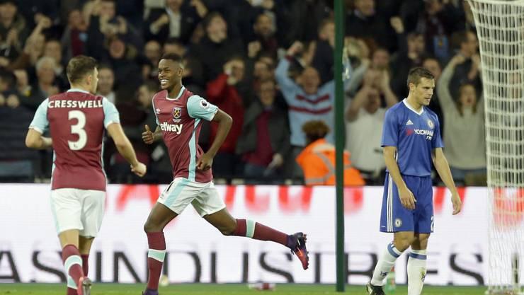 Edimilson Fernandes trifft erstmals für West Ham
