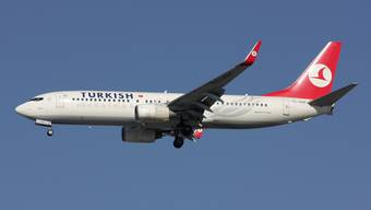 Eine Boeing 737-800 der Turkish Airlines.