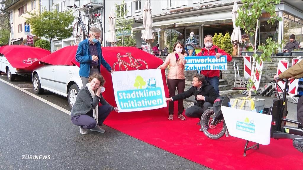 Stadtklima-Initiative: Linke fordern schnellere Begrünung von Zürich