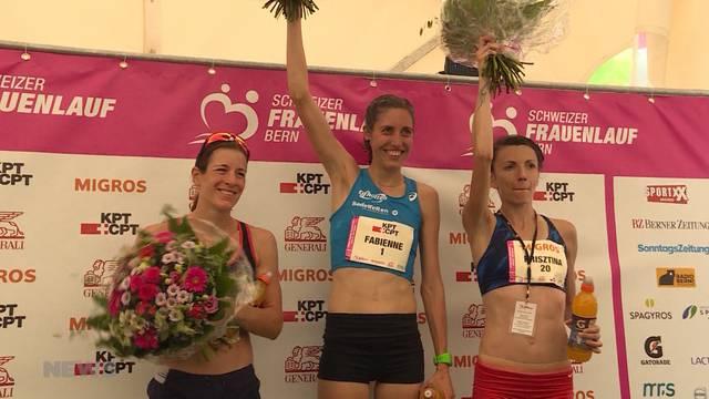 Frauenlauf: 14 Tausend Frauen rennen durch Bern