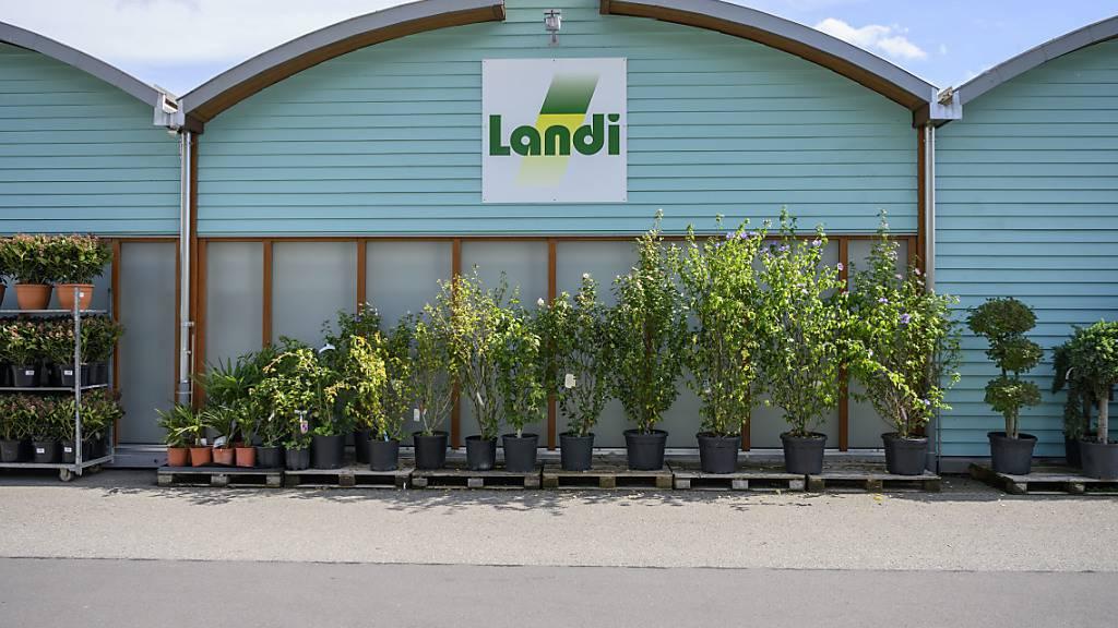Die Fenaco-Gruppe hat mit ihren Marken wie Landi oder Volg im vergangenen Jahr zugelegt. (Archivbild)