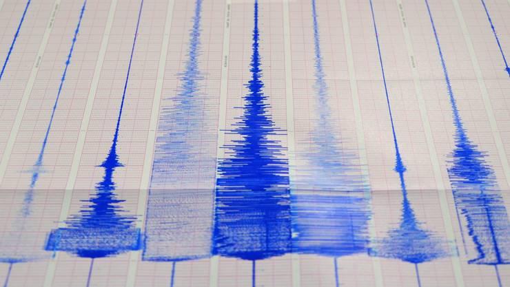 Starke Erdbeben werden häufiger.