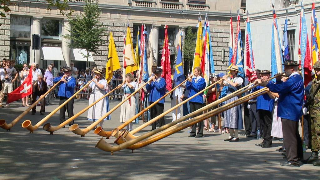 1.-August-Feier: Öffentliche Anlässe absagen oder Corona-konform gestalten?