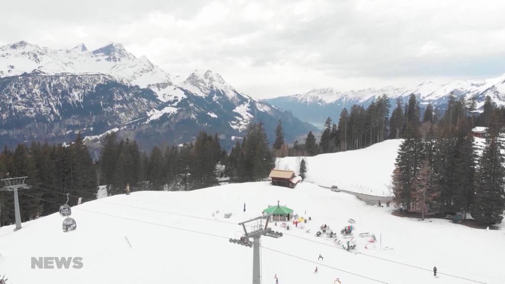 Jungfraubahnen wollen Limit für Skipiste einführen