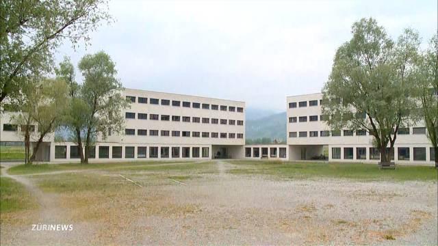 Bankräuber von Näfels aus Strafanstalt entflohen